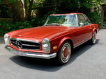 1968 Mercedes-Benz 280SL  for sale $75,000