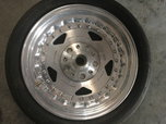 Drag 15x3.5 Polished Wheel   for sale $500