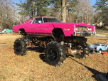 1976 Cadillac eldorado mega car/truck  for sale $32,000