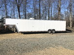 Exiss Race trailer   for sale $18,500