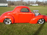 1941 WILLYS COUPE  for sale $75,000
