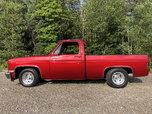 85 Chevy Silverado c10 short bed square body  for sale $14,500