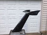 New carbon and aluminum Dragster wings  for sale $895