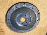 """Pontiac steel flywheel – 2.5"""" register   for sale $100"""