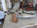 Headman Husler BBM Altered/Dragster Coated Headers  for sale $500