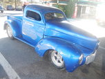 1941 WILLYS PICKUP HOT ROD PROJECT