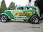 Willys Gasser  for sale $29,000