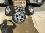 Torq Thrust wheels / Nitto NT01 tires  for sale $1,150