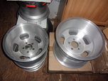15 X 10 US INDY SLOT WHEELS  for sale $380
