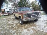 1978 Chevrolet K10  for sale $17,000