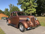 1936 Ford coupe, all steel, 350, auto, fresh build  for sale $32,000