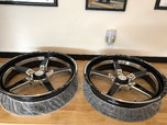17 Inch Black Weld Alumastars 2.0 88b-1704274 GM Pattern  for sale $1,350
