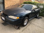 95 Ford Mustang GT roller