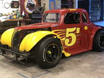 34 Ford Coupe 1250 Legend Car  for sale $6,500