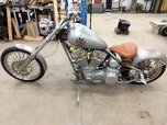 West coast custom chopper