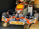 CRG 125cc Kart Like New  for sale $3,500