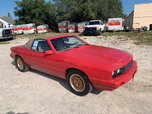 1985 Mercury Capri  for sale $6,500