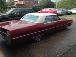 1965 Cadillac DeVille  for sale $14,500