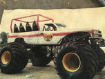 Monster truck ride truck  for sale $30,000