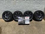 Ultralite 18' wheels & Yokohama tires  for sale $850