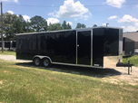 8.5x24 Car Hauler  for sale $5,250