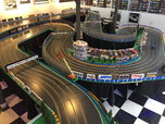Slot Car Track with 180 cars  for sale $39,000
