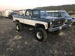 1973 Chevrolet C20 Pickup
