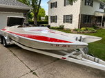 21 foot Cougar 21 MTR jerboat tunnel picklefork  for sale $40,000