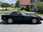 1989 Corvette convertible  for sale $9,500