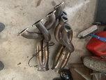 5.3 Bore Spacing Bull Horn Headers  for sale $1,300