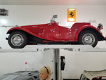 1952 MG TD  for sale $23,000