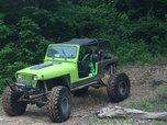 1990 Jeep YJ Rock Crawler  for sale $12,000