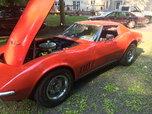 1968 Original Big Block, 4-Speed Corvette  for sale $30,000