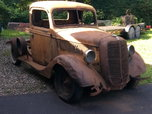 1937 Ford 1/2 Ton Pickup  for sale $3,650