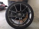 Forgeline (new) GSR1 w/ Tires   for sale $3,700