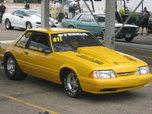 1987 Mustang LX Sedan  for sale $15,000