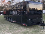 32' Cargo Mate Blackout Package (Steel Frame)  for sale $22,000