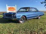 1967 Plymouth GTX  for sale $28,000