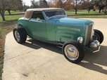 1932 Ford cabriolet/roadster
