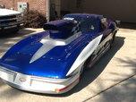 1963 Corvette split window Top sportsman Street outlaw or ??