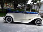 Ford Roadster All Steel