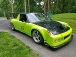 Porsche 914 Track Race Car  for sale $32,000