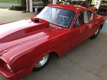 1965 Ford Mustang Fastback with new open trailer  for sale $27,500
