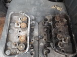 Cylinder heads left and right   for sale $300