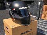 Impact 1320 flat black helmet  for sale $150