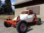 wicked two seater baja racing buggy very fast  for sale $9,500