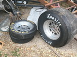 Narrowed 12 Bolt W/Wheels and tires  for sale $1,500