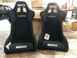 NEW Custom Sparco EVO II / Starwood Performance Seat  for sale $750