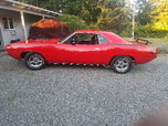 1970 Plymouth Cuda  for sale $74,500