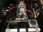 BBC 496 with th400 complete driveline  for sale $8,000